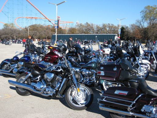 The Big Texas Toy Run